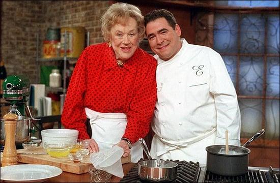 Do You Make Dishes Celebrity Chefs Make On TV?