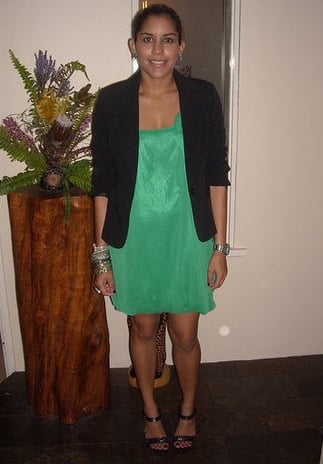 Look of the Day: Green Goodness