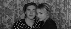 Chloë Grace Moretz and Brooklyn Beckham Keep the Cute Photos Coming