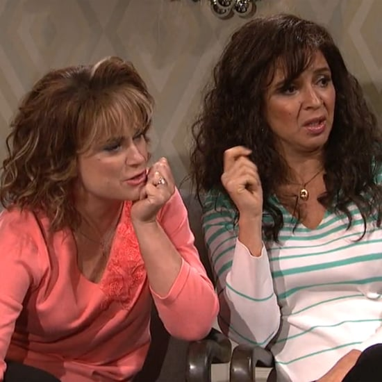 "Amy Poehler and Maya Rudolph Do  ""Bronx Beat"" on SNL 2015"