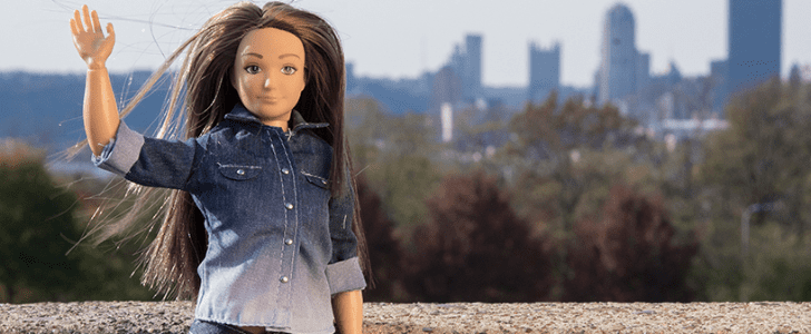 This True-to-Life Doll Comes With Stretch Marks, Acne, and Cellulite