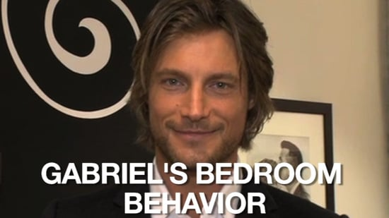 Video of Gabriel Aubry Shirtless For Charisma
