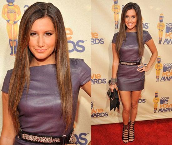 Photo of Ashley Tisdale at 2009 MTV Movie Awards