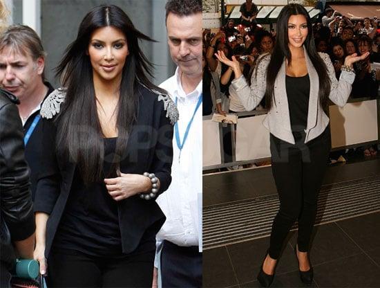 Pictures of Kim Kardashian Shopping in Melbourne, Australia 2010-04-21 15:30:00