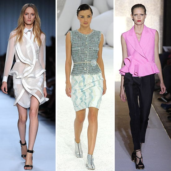 Easy Spring 2012 Trends