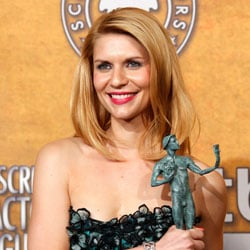 Claire Danes Press Room Quotes From 2011 SAG Award Win For Temple Grandin