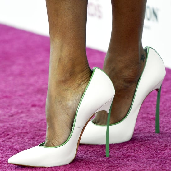 Casadei Shoes | Celebrity Pictures