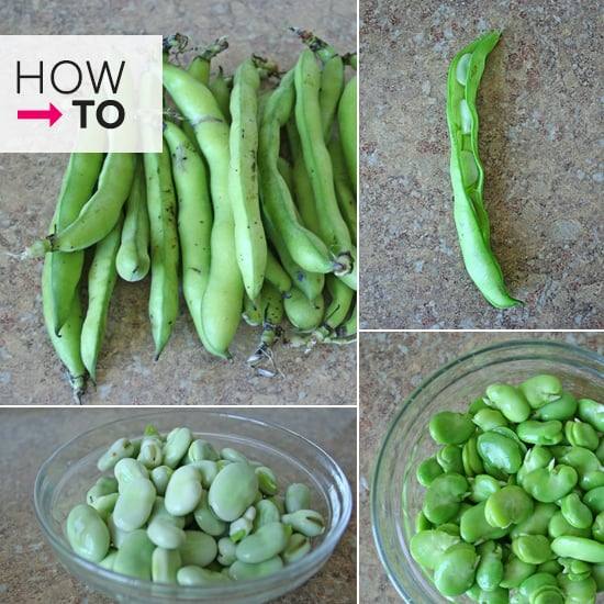 How to Shell and Prepare Fava Beans