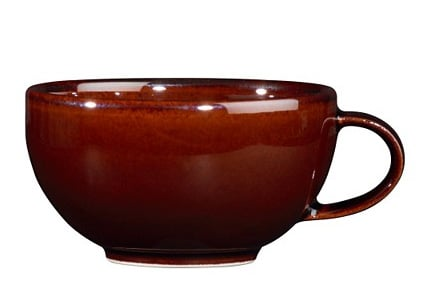 Crate and Barrel Rustic Cup