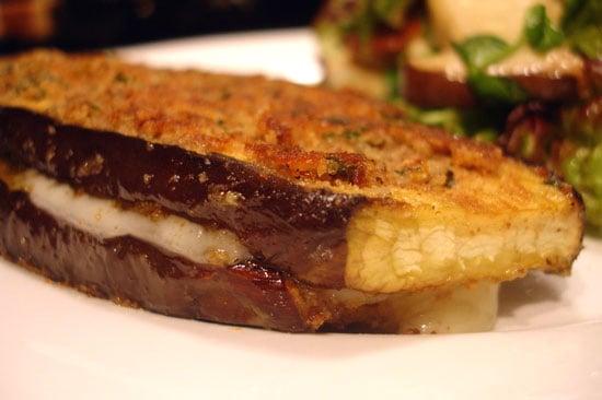 Use Eggplant as Bread