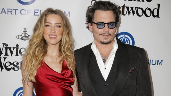 Johnny Depp And Amber Heard Call It Quits After A Little Over A Year Of Marriage