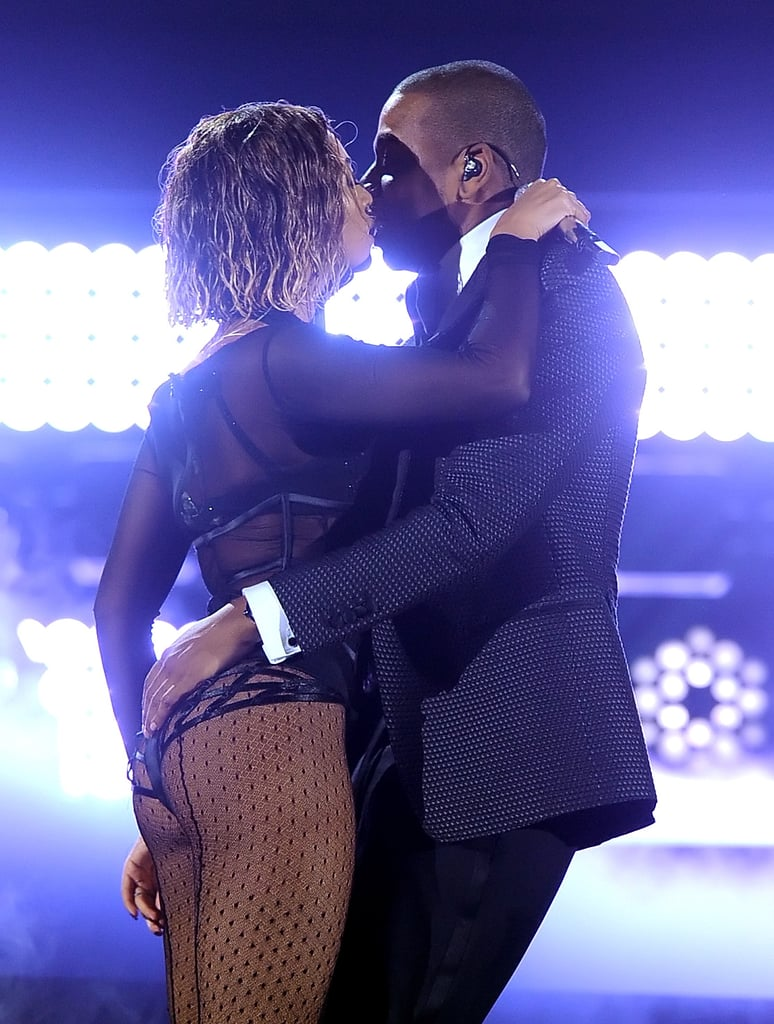And Beyoncé and Jay Z Basically Do It on Stage