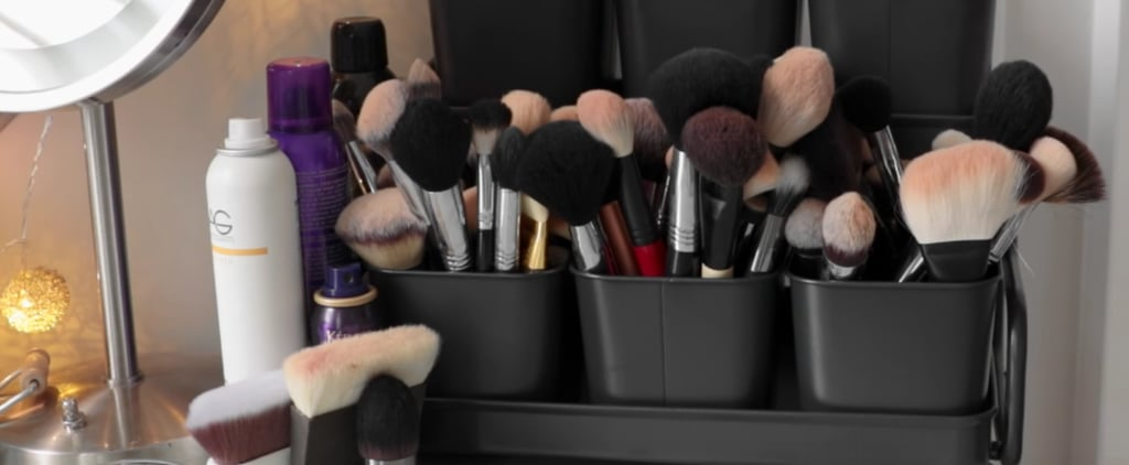 Organize Your Out-of-Control Beauty Collection With This YouTuber's Tips