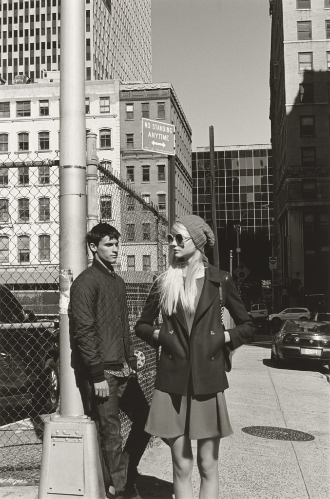 Club Monaco Is in a New York State of Mind — See Spring '13 Here!