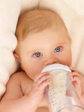 Tasting Baby Formula
