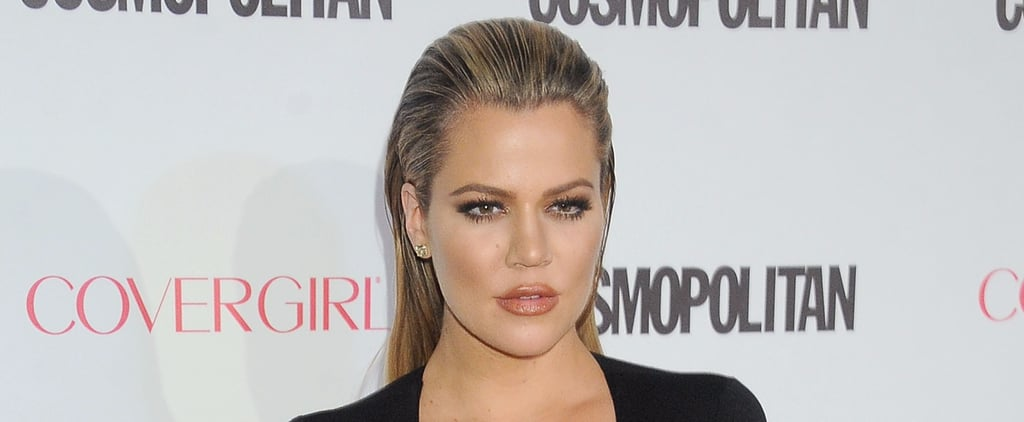 Khloé Kardashian's New Chop Is Going to Make You Want Short Hair
