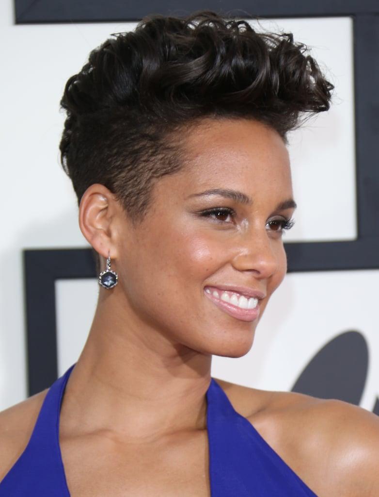 Alicia Keys S Best Hair And Makeup Looks Popsugar Beauty