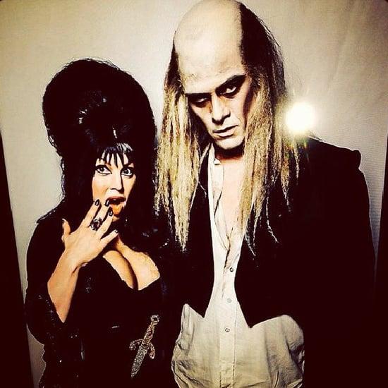 Fergie and Josh Duhamel Halloween Costumes