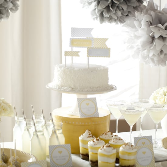 Sunshine Baby Shower