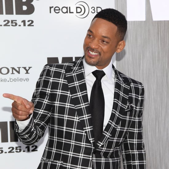 Will Smith Men in Black 3 NYC Premiere Pictures