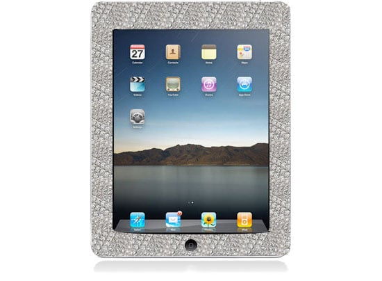 Mervis Diamond iPad Case