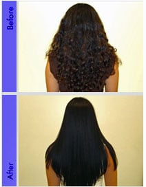 Brazilian hair straightening: information and opinion
