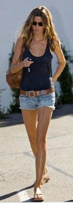 Celeb Style: Gisele Bundchen