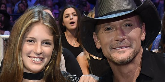 Tim McGraw's Gorgeous Daughter Stole The Show At The CMT Music Awards