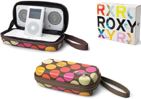 Love It or Leave It? Roxy Portable Speakers