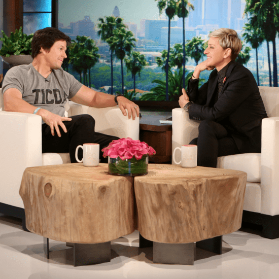 Mark Wahlberg Talks About His Hairy Ass on Ellen