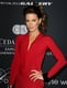 Kate wore vibrant red to the 2013 Pink Party in LA.