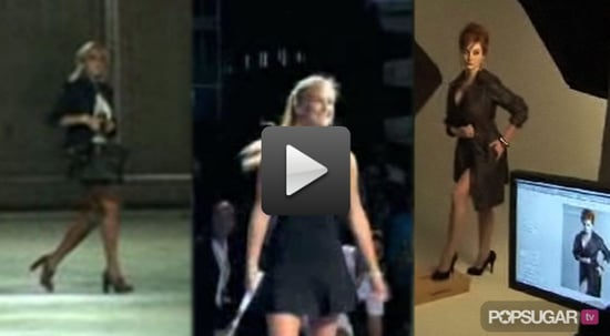 Video of Lindsay Lohan Out of Rehab, Video of Bar Refaeli Playing Tennis, and Video of Christina Hendricks For London Fog 2010-08-26 14:30:00