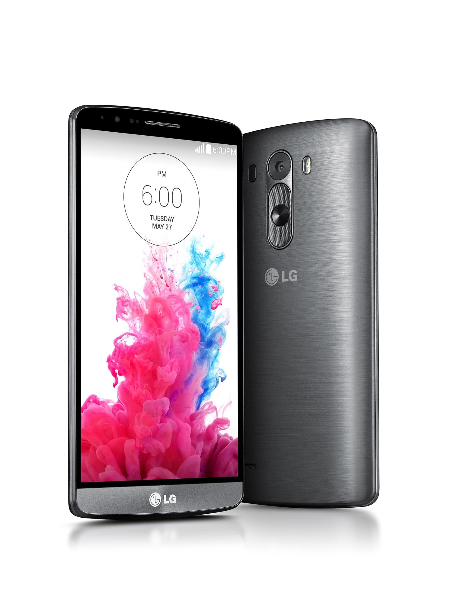 LG G3 in Metallic Black