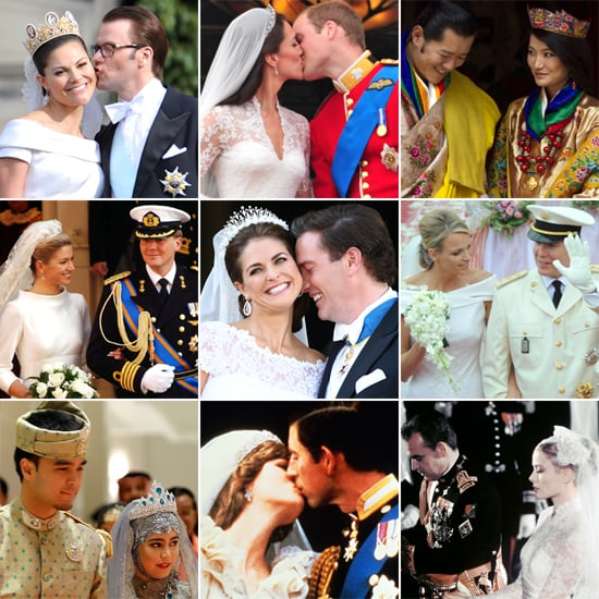 The Most Stunning Royal Weddings From Around the World