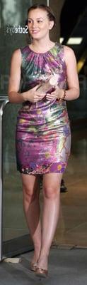 Celeb Style: Leighton Meester