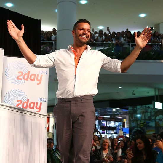 Ricky Martin Pictures: Performances, Awards and Sons