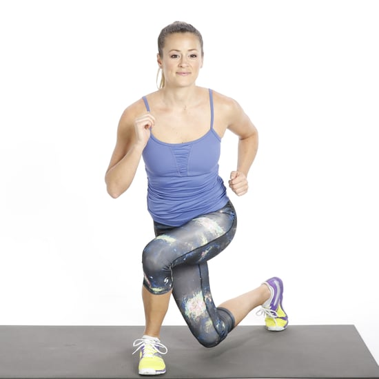 15-Minute Workout: Barre and Abs