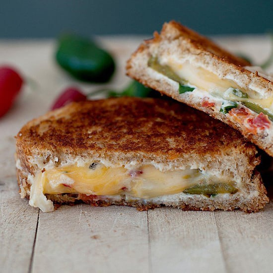 National Grilled Cheese Month Recipes