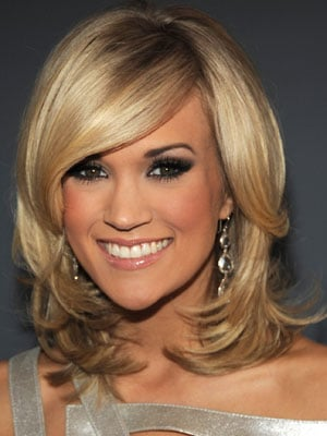 Carrie Underwood at Grammys