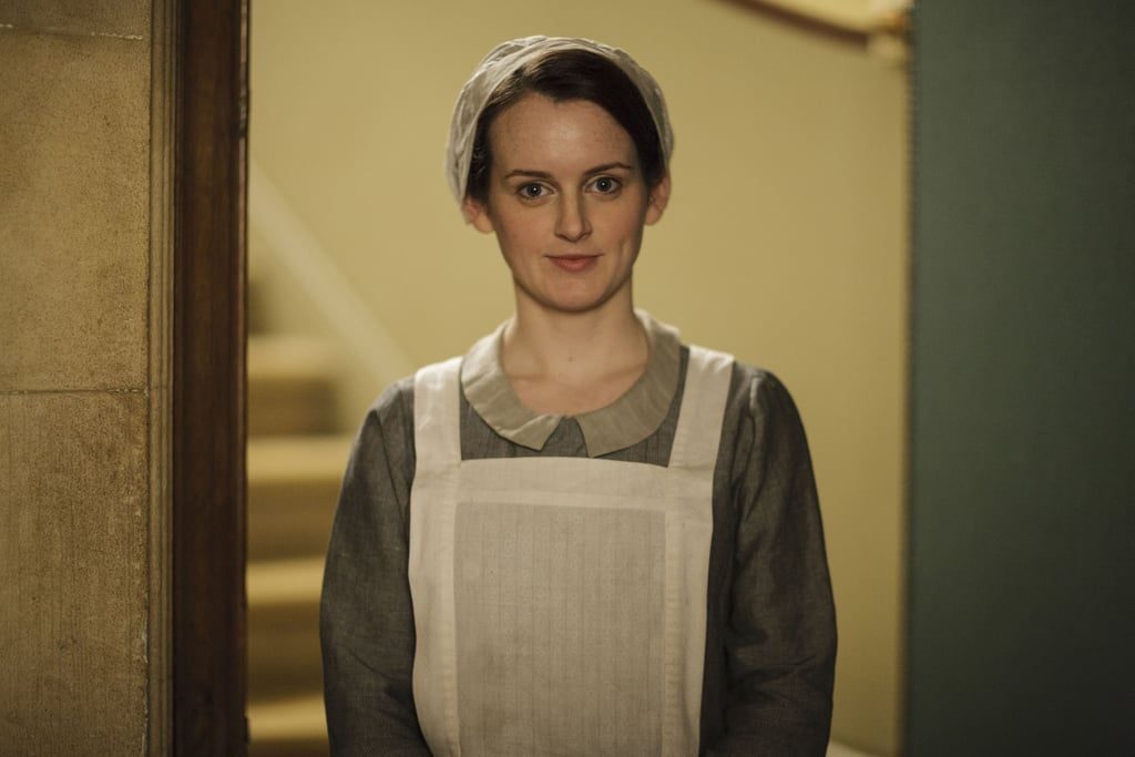 Daisy (Sophie McShera) stands alone.