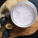Fig Honey Yogurt Smoothie Recipe