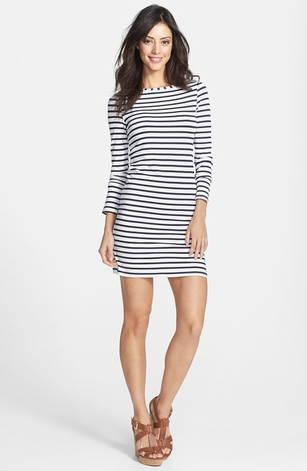 Mott Striped Dress