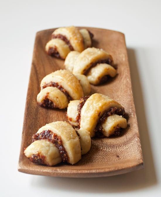 Cherry-Almond Rugelach
