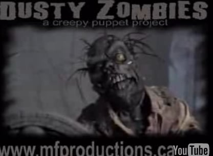 "Zombies Sing ""Dust in the Wind"""