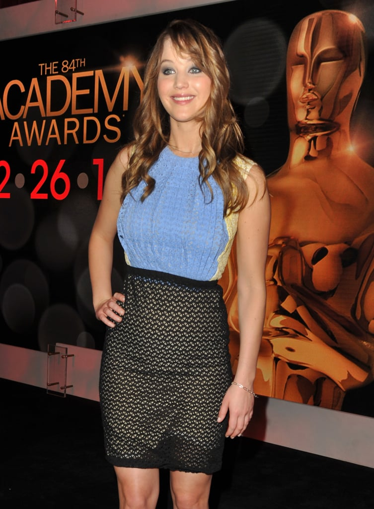 Oscar Nominations Ceremony 2012 Pictures