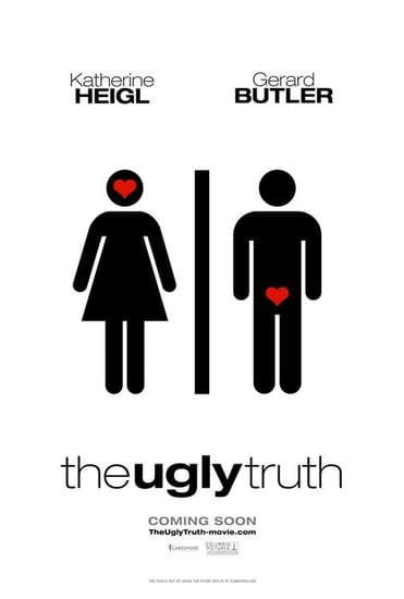 Movie Preview: Gerard and Katherine in The Ugly Truth