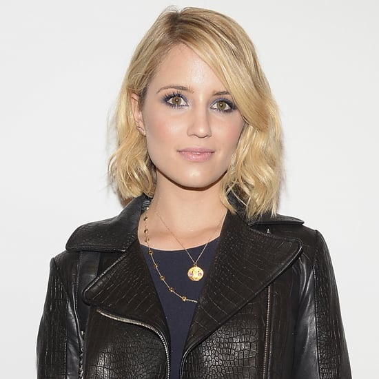 How to Wear Black and Blue Celebrity Style