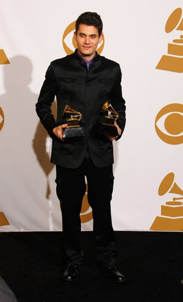 Grammys Press Room