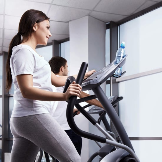 20-Minute Elliptical Workout