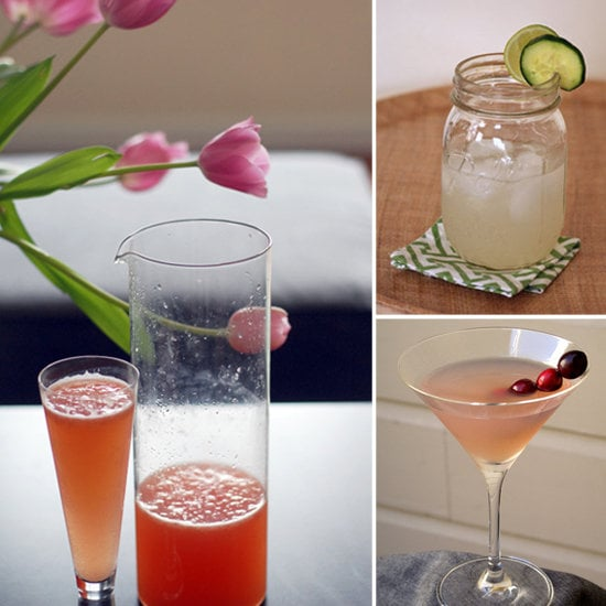 Yum is helping you create cocktails to add personality to your wedding parties.